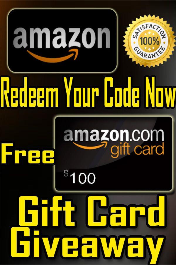 How To Redeem Amazon Gift Card Amazon Gift Card Free Amazon Gift Cards Free Amazon Products