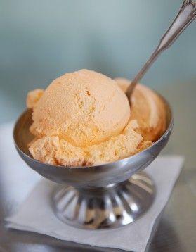 Sorbet mandarine Thermomix - ELLE