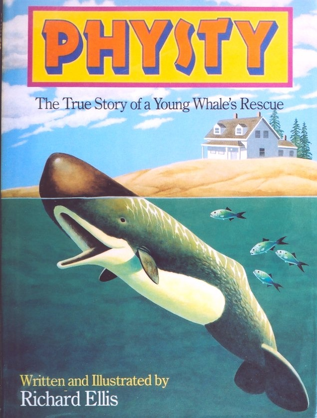 Physty: The True Story of a Young Whale's Rescue