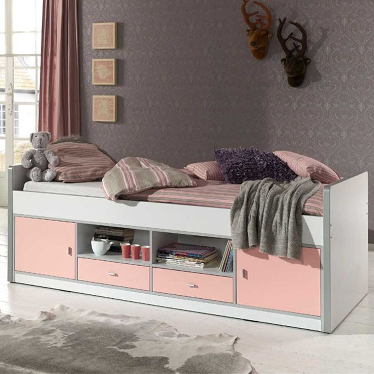 die 25 besten ideen zu bett mit stauraum auf pinterest. Black Bedroom Furniture Sets. Home Design Ideas