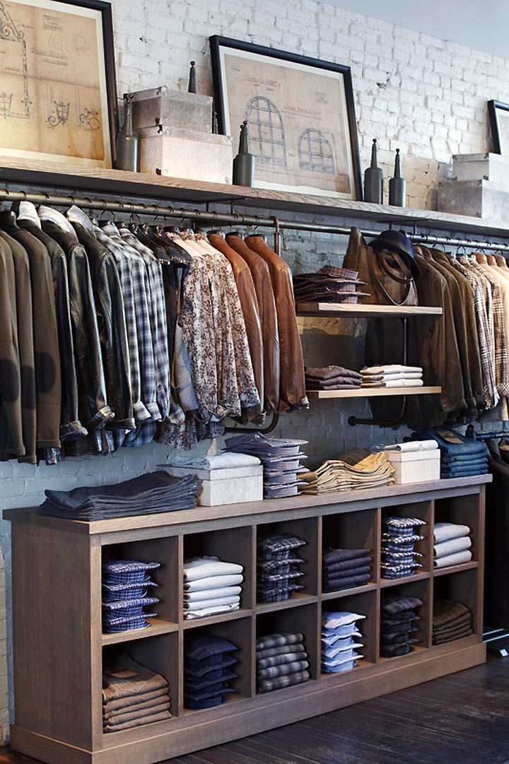 Streets of Georgetown store by Jeffrey Hutchison, Washington, D.C. store design | merchandising