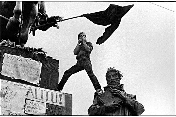 Prague Spring 1968, Josef Koudelka
