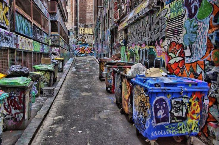 paredes de graffiti fondo de pantalla