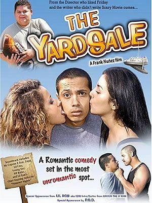 THE YARDSALE DVD - 【LA PUERTA】 チカーノラップCD ウエストコーストスタイルファッション