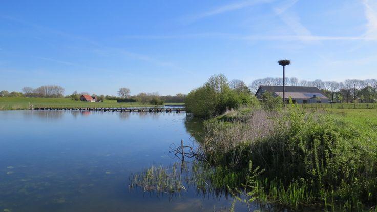 2016-05-05 Bezoekerscentrum Den Nul met Brasserie Op Duur is mooi gelegen aan het water
