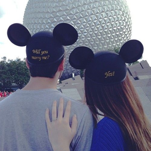 Disney proposal.... super cute :)