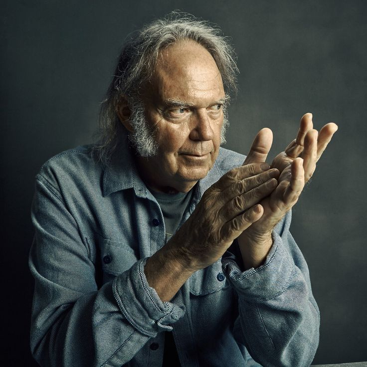 Neil Young: Musician, Writer and Painter The musician reflects on life on the road, his car collection, his music-service startup Pono and the problem with digital music