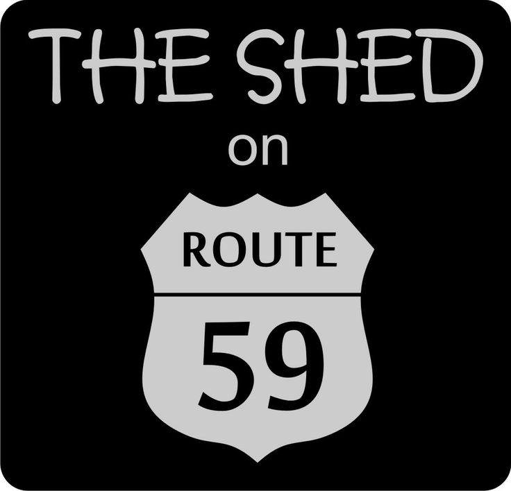 The Shed on Route 59