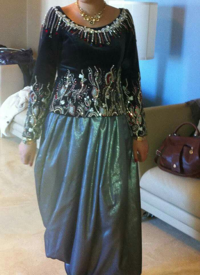 karacou #algeriantraditionaldresses #Algérie #الجزائر #Algeria #karakou + #sarwal_mdawar
