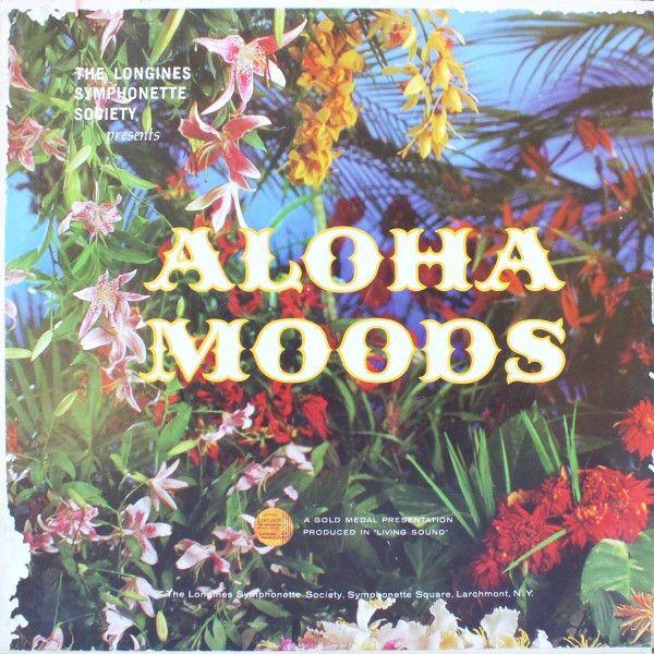 Various - Aloha Moods (Vinyl, LP,compilation) at Discogs