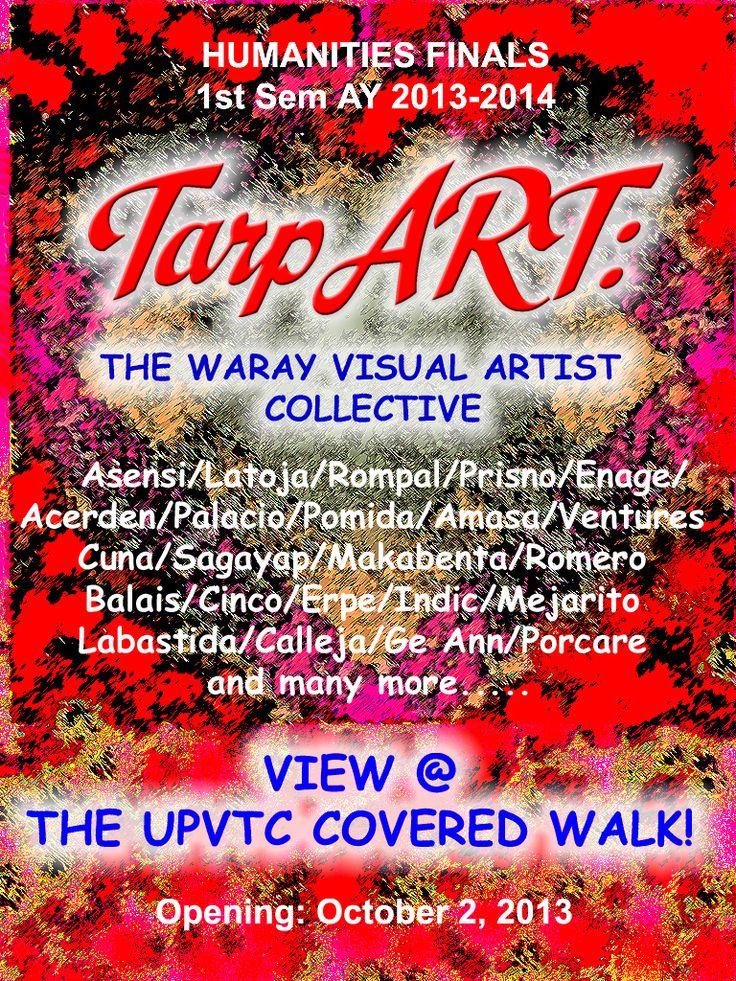 Tarp Art