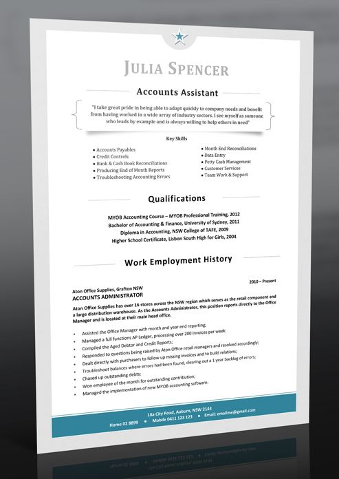 16 best resume design from 5 on fiverr images on pinterest