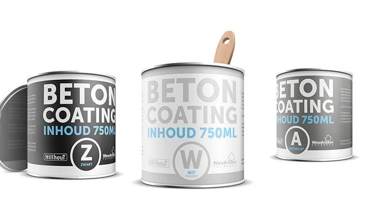 Betonverf Verf zelf uw kleur op de betonpalen en platen. www.klaassebos.nl