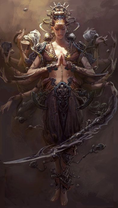 Check out the Artwork from China based Concep Artist: Fenghua Zhong            Website