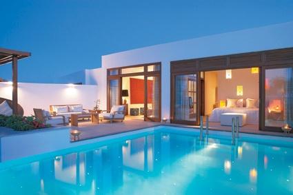 Junior Presidential Villa, seamless indoor and outdoor living