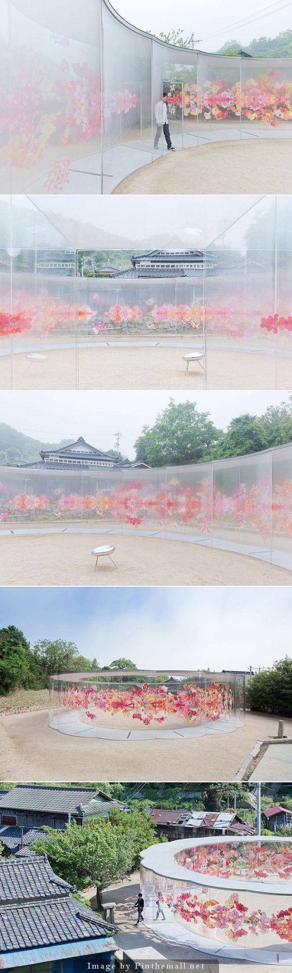 建築家の妹島和世さんが犬島の家プロジェクトで設計した「a-art house」                                                                                                                                                                                 もっと見る