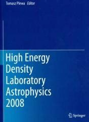 High Energy Density Laboratory Astrophysics 2008 Regular price$ 259.00 Add to Cart High Energy Density Laboratory Astrophysics 2008   No details available for this product.