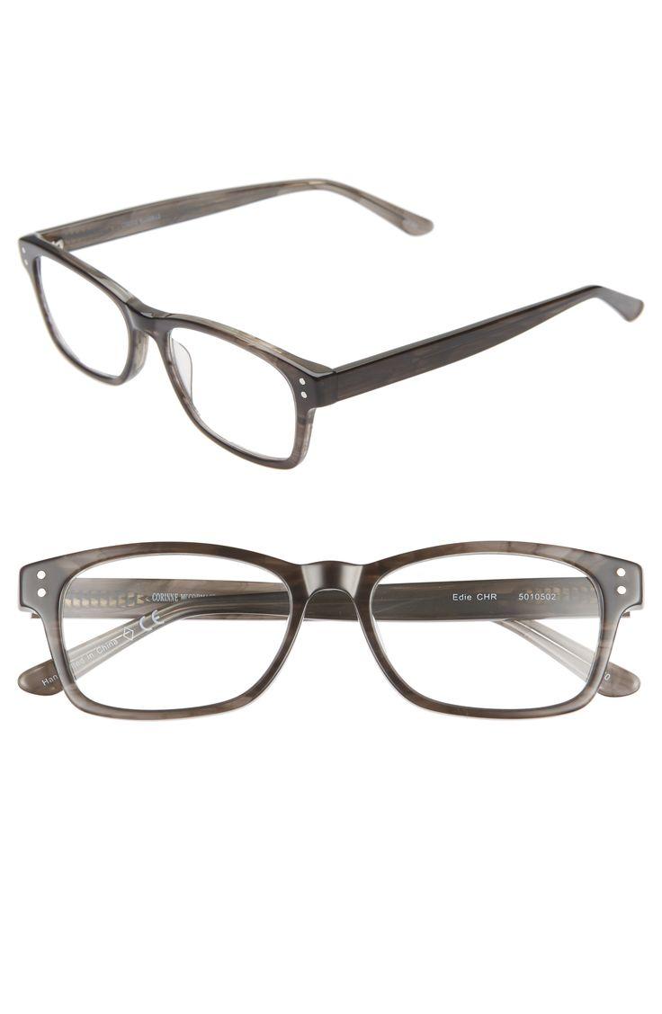 Women's Corinne Mccormack Edie 51Mm Reading Glasses – Black