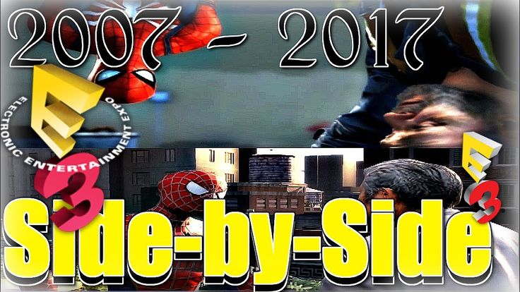 Marvel's Spider-Man E3 PS4 vs. Spider-Man 3 2007 PS/xbox. Short shot-for-shot sync. If interested.[6:24]