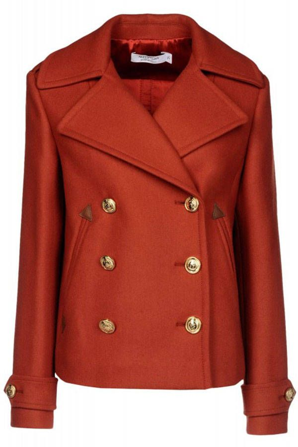 Fall's best outerwear: peacoat edition. Shop our 10 favorites here.