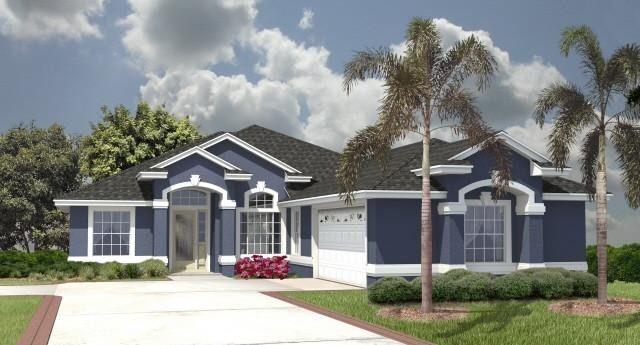 House Plan 4766 00036 Florida Plan 1 976 Square Feet 4 Bedrooms 3 Bathrooms Florida House Plans House Plans Ranch House Plan