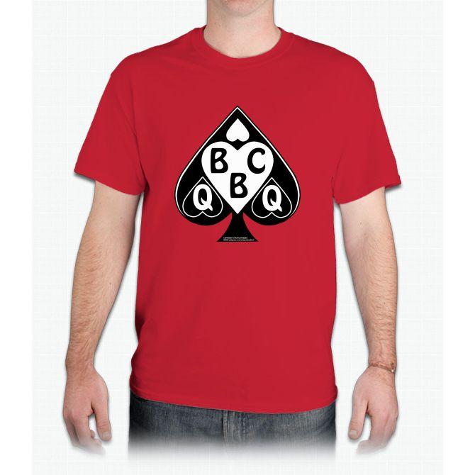 Queen Of Spades Loves Bbc Women's Tank Top - Mens T-Shirt