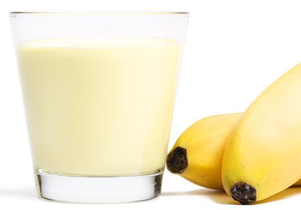 Batido de banana y proteínas para aumentar masa muscular | Adelgazar – Bajar de Peso