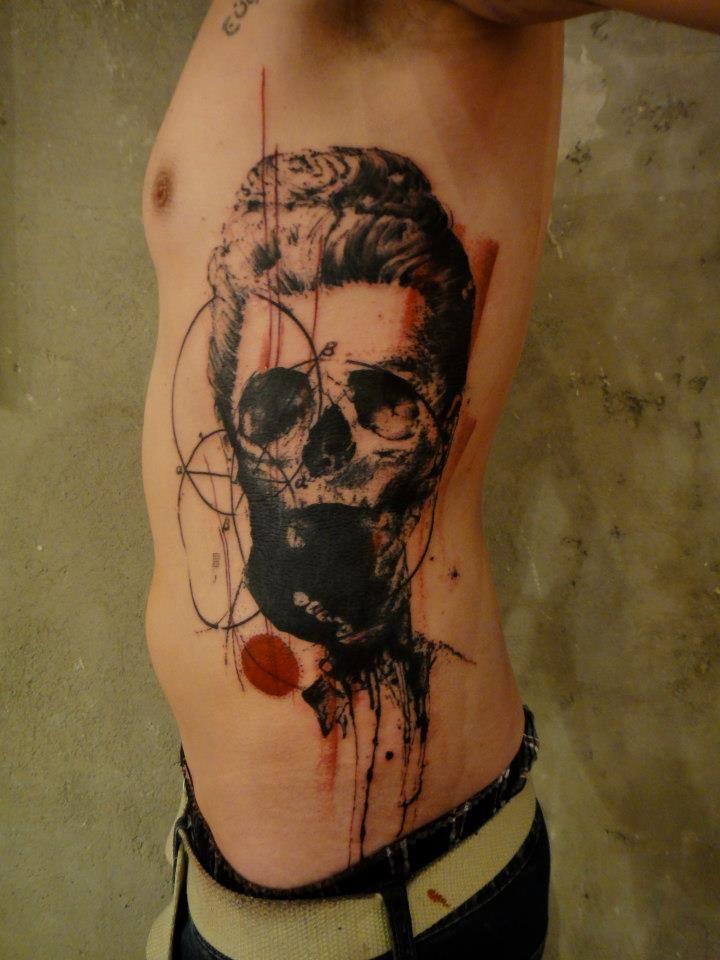 Xoïl, Needles Side TattOo   tattoo   Pinterest   Side ...  Xoïl, Needles ...