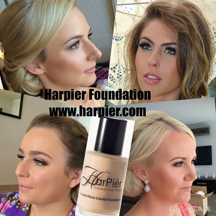 Harpier Foundation! #foundation #makeup #conventional #airbrushfoundation #oilfree #hypoallergenic #flawlessfoundation @harpierbhf www.harpier.com