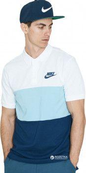 Поло Nike M Nsw Polo Pq Matchup Clrblk 847646-101 S