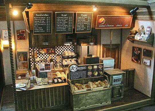 BAKERY CAFE brilliantly done