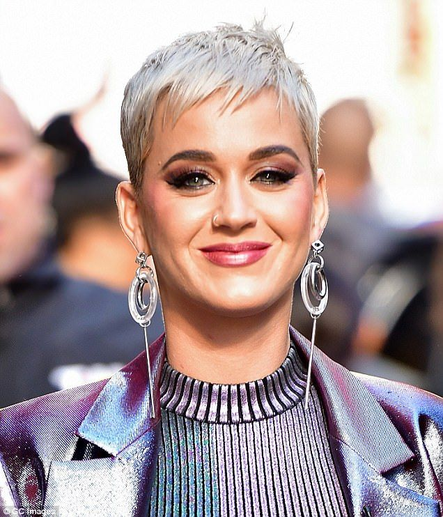 Image Result For Katy Perry Short Hair Funky Short Hair Short Hair Styles Pixie Short Pixie Haircuts