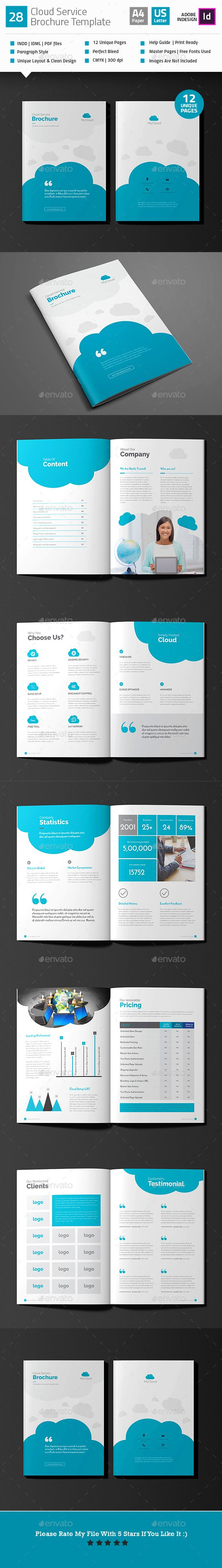 service brochure template - Kardas.klmphotography.co