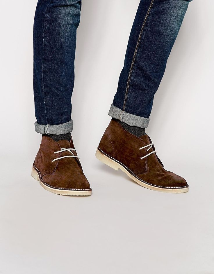 Pin this  ASOS Desert Boots in Suede - Brownsuede - http://www.fashionshop.net.au/shop/asos/asos-desert-boots-in-suede-brownsuede/ #ASOS, #Brownsuede, #ClothingAccessories, #Desert, #Footwear, #In, #Male, #Mens, #MensBoots, #Suede #fashion #fashionshop