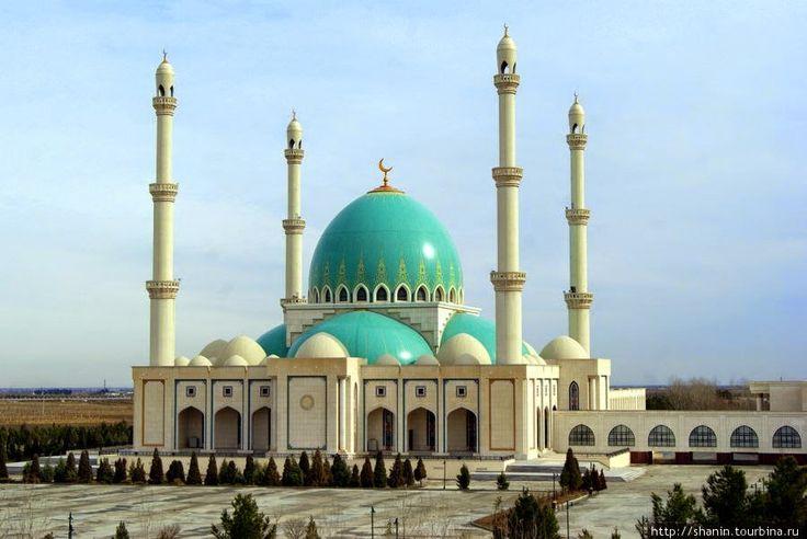 Türkmenistan - Turcoman - Туркменистан