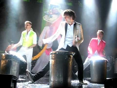 Mika being adorable in Oslo - YouTube