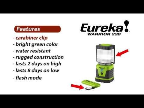 Eureka Warrior 230 IR LED Lantern