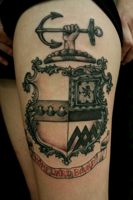 By Devin Boutcher @ Matrix Tattoo - Barrie Ontario, Canada.