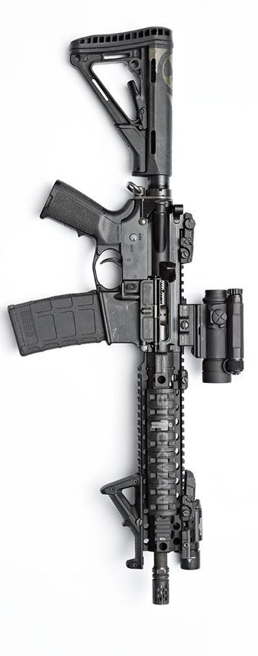 Centurion Arms shorty, Magpul attire and Aimpoint M4. By Stickman.   I want....