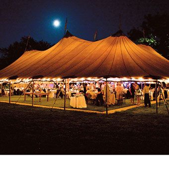 This is exactly what I want. Nice tent with awesome lighting! I would love to have an outside wedding!