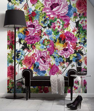 Romantic Pop Wallpaper Mural at AllPosters.com