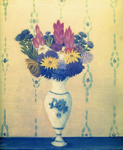 66 best images about art henri rousseau on pinterest for Bouquet de fleurs wiki