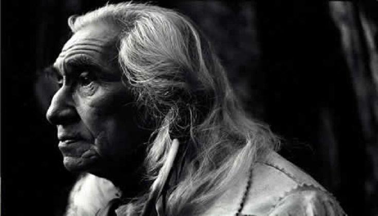 Chief Dan George 1899 - 1981@ Ya-Native.com