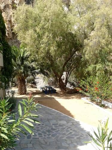 Rig� Apartments Kyra Panagia Offering a garden and terrace, Rig? Apartments is located in Kyra Panagia, 10 km from Karpathos. Olympos is 17 km from the property.  All units are air conditioned and have a TV. Some units feature a seating area and/or balcony.