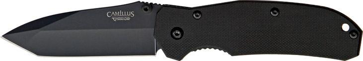 Camillus 6.75 Ti Folding Knife knives CM18673 - $46.44 #Knives #Camillus