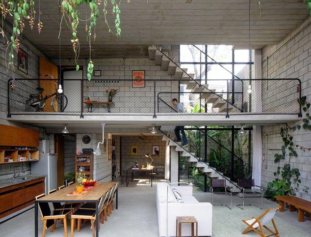 Las 25 mejores ideas sobre peque os lofts en pinterest - Decoracion loft pequeno ...