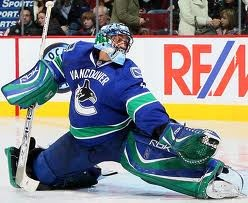 Roberto Luongo - Vancouver Canucks - so glad bobby lou is still here...