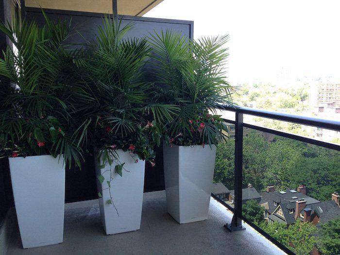 Superbe Jardiniere Terrasse Exterieure #10: JARDINIÈRE Balcon