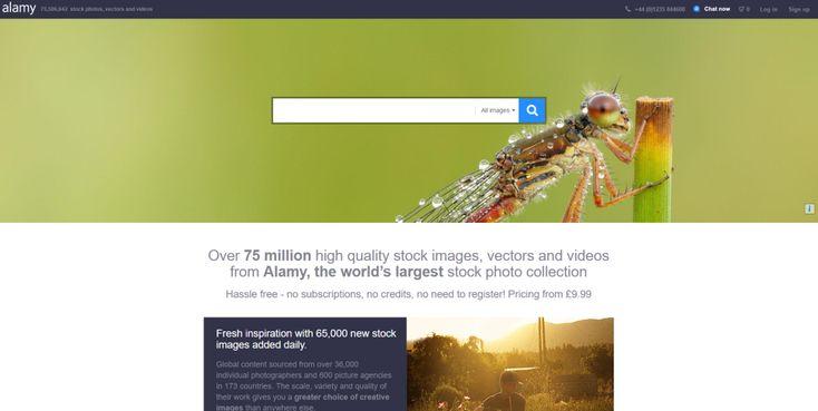 Best websites selling photos- 13 amazing websites