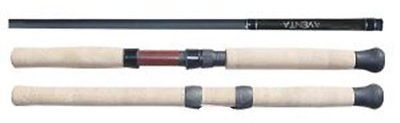 Other Fishing Rods 166161: Okuma Aventa 13 6 Vt-S-1363Fr2 3 Piece Centerpin Float Rod Adj Sliding Rings -> BUY IT NOW ONLY: $89.99 on eBay!